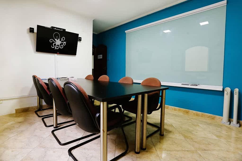Smart Place Coworking - Sala de Reunião